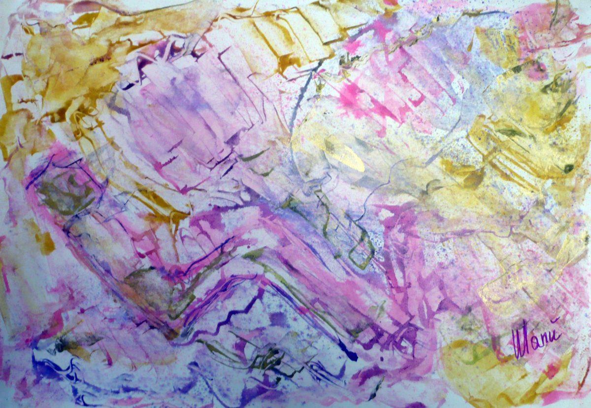 Manuelita Mori - Sogno in rosa